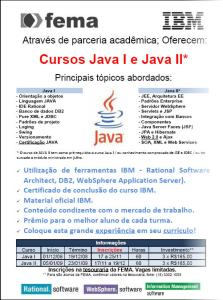 Curso Java IBM-FEMA