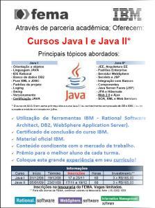 Curso Java IBM-FEMA