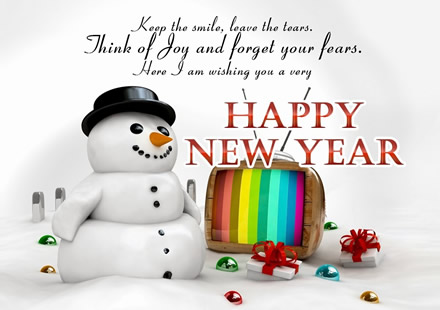 happy new year 31122013